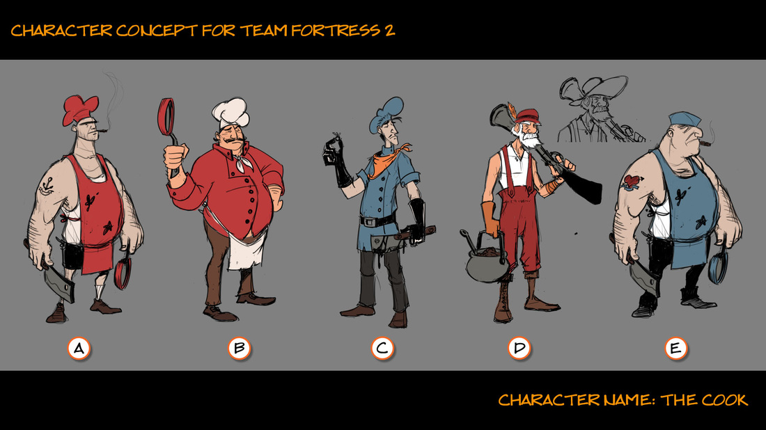 Tf2 The Cook Carlos Weiser